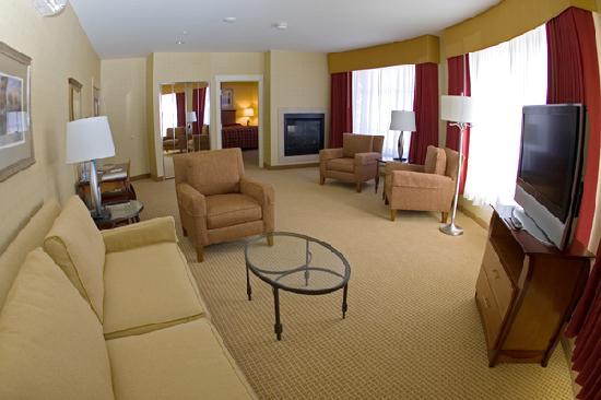 Century Casino Central City: Spacious, clean, comfortable rooms, each of them unique.