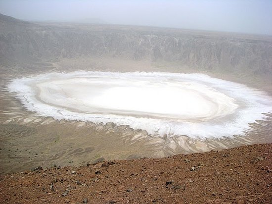 Taif, Arab Saudi: just Wabha Crater