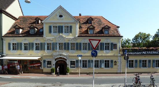 Romantik Hotel Weinhaus Messerschmitt: Romantikhotel und Weinhaus Messerschmitt