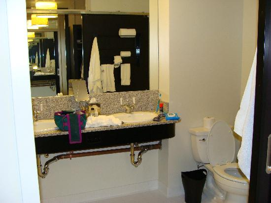 Proximity Hotel: Bathroom