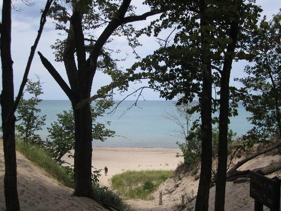 Indiana Dunes State Park: Trail's End