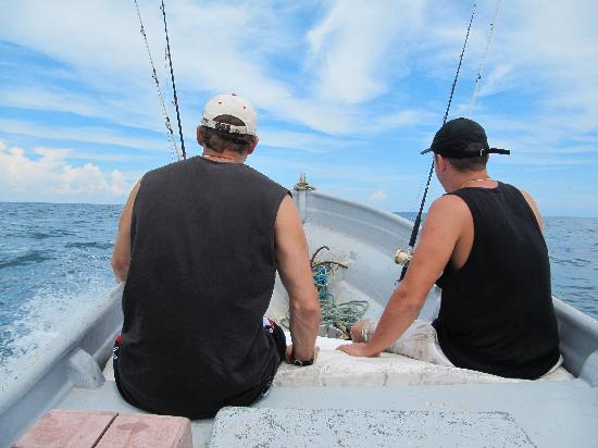 Ocean Lofts: Tuna Coast fishermen