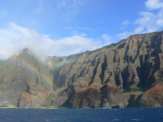 Kauai Sea Tours: Napali Coast, Kauai, ïles d'Hawaii