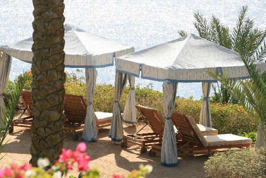 Four Seasons Resort Sharm El Sheikh: plage