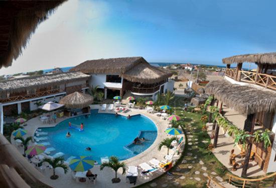 Hotel Las Palmeras de Punta Sal