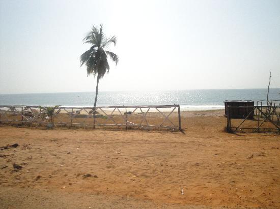 Sierra Leone Lumley Beach Freetown