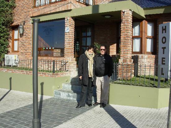 Ayres Hotel: Hotel AYRES Colonia del Sacramento (Uruguay)