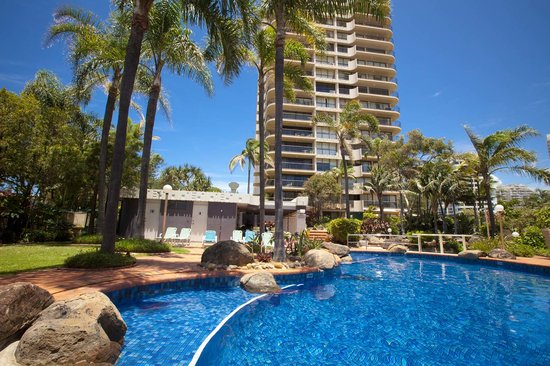 De Ville Apartments, Main Beach, Gold Coast