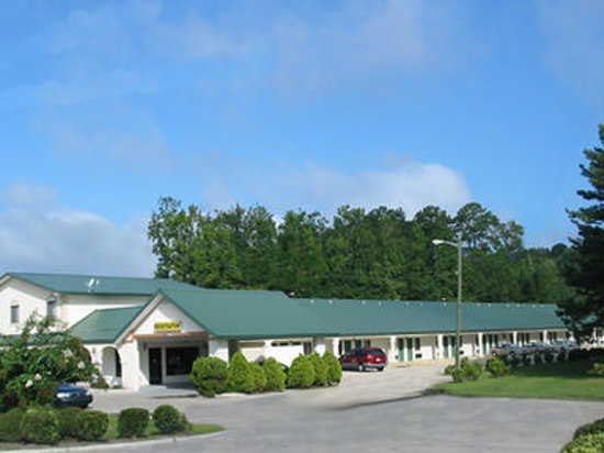 Richmond Hill, GA: Motel