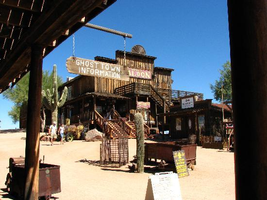 Apache Junction, AZ: step back in time