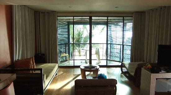 Boracay Beach Houses : upstairs bedroom