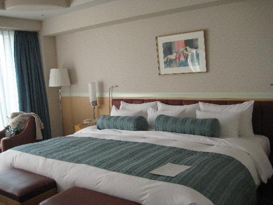 โรงแรมเดอะปรินท์ พาร์ค โตเกียว: Room