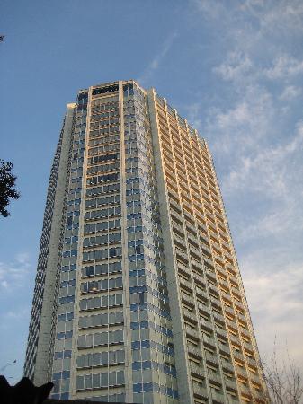 โรงแรมเดอะปรินท์ พาร์ค โตเกียว: Exterior