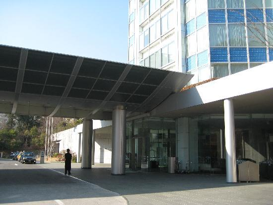 โรงแรมเดอะปรินท์ พาร์ค โตเกียว: Entrance