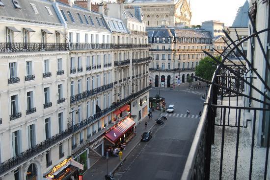 Hotel Excelsior Opera : vista dalla camera