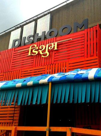 Dishoom Chowpatty Beach Bar : A bit of colour on the Southbank