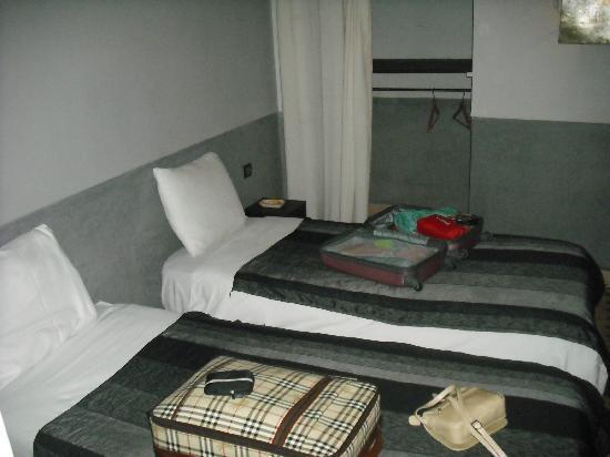 Riad des Etoiles : la habitación Chimssa