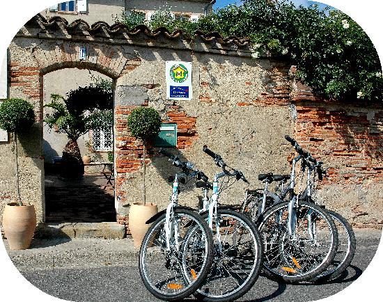 Villenouvelle, France : En route pour le canal du midi