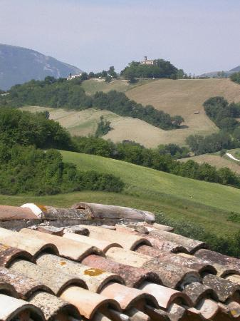 Locanda della Valle Nuova : View from one of our windows