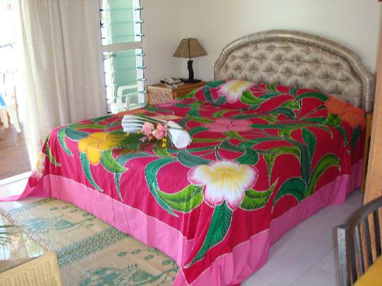 Maiana Guesthouse and Beach Bungalows: Bungalow