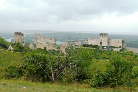 Chateau Gaillard, Les Andelys, France - Traveller Reviews - Chateau ...