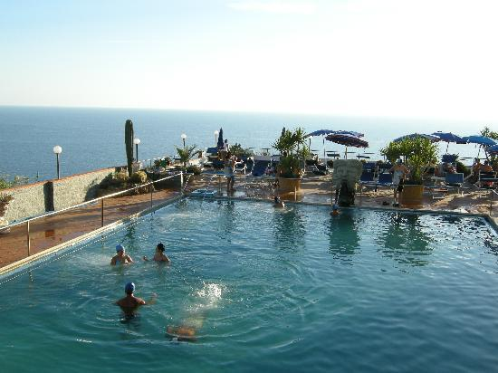 Hotel St Leonard: Terrazza