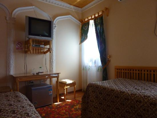 Hotel New Moon: Room