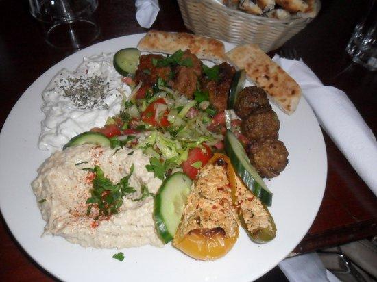 Photo of Mediterranean Restaurant Empires at St. Mary's Street, Edinburgh EH1 1 SU, United Kingdom
