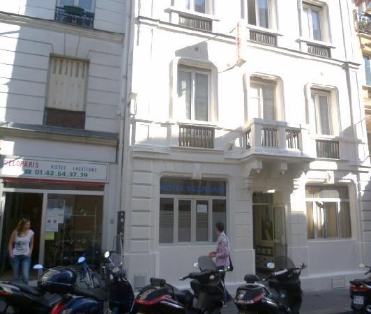Hotel Bearnais: Hotel Béarnais Montmaitre