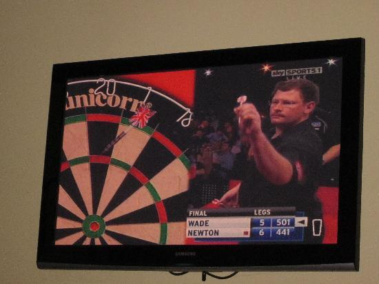 Torridon, UK: Darts comp!