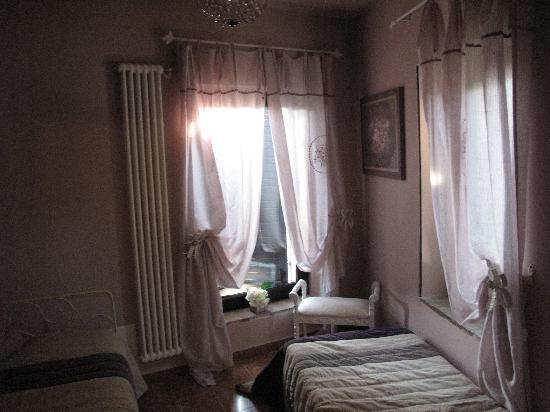 b&b Your Nest: zweites Schlafzimmer, bzw. Kinderzimmer