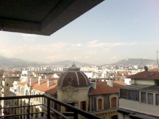 เลอพาเล เดอลาเมดิเตรานี: City view