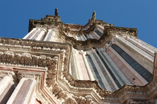 Duomo di Orvieto, particolare