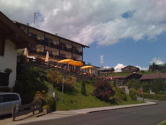 Brunneck Hotel: Hotel Brunneck