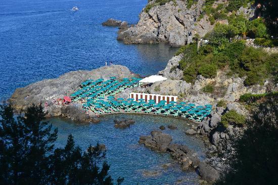 Talamone, Italien: vista dalla rocca