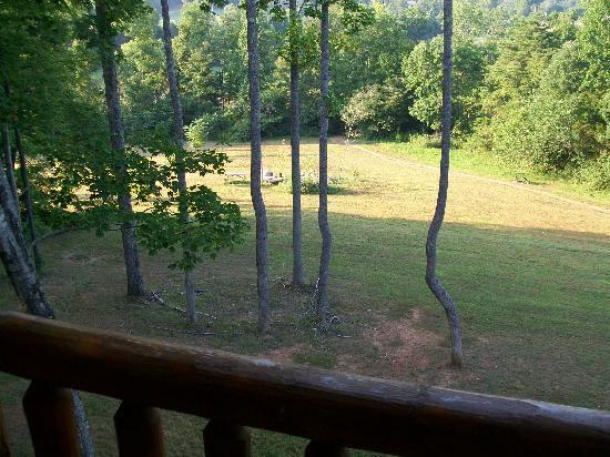 The Hidden Cave Ranch Bed & Breakfast: view