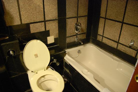 The Piccadily : horrible bathroom