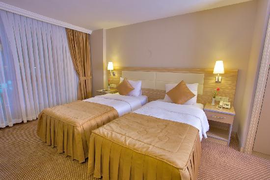 Grand Emin Hotel: GUEST ROOM
