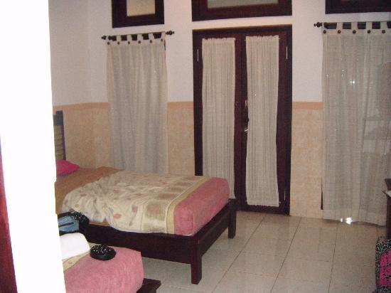 Bendesa Accommodation: Bedroom