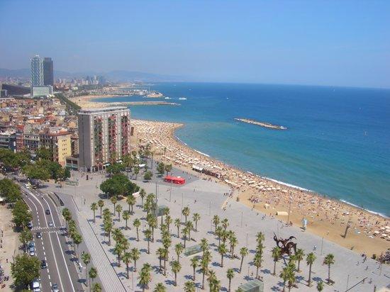 Barcelona, Spain: Bamos a la plaja !!