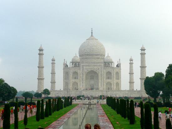 ทัชมาฮาล: Taj Mahal