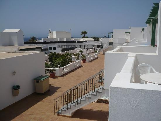 Tisalaya Apartments: vista appartamenti