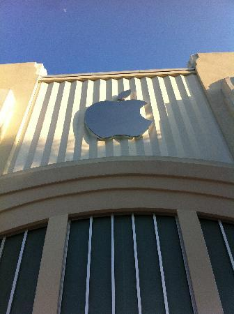 Miami Beach, FL: Apple Store