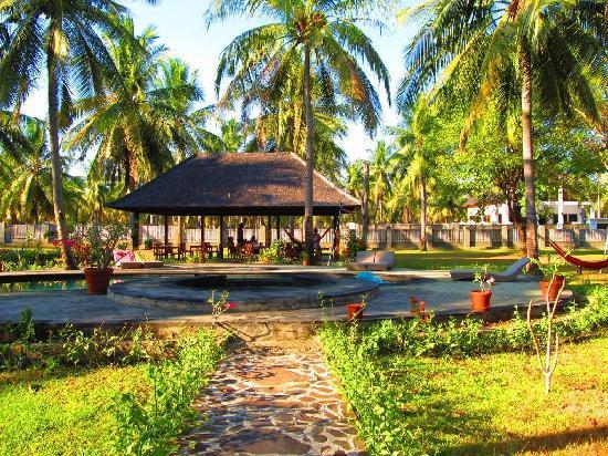 Trawangan Oasis: Garden