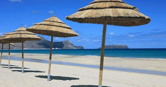 Pestana Porto Santo All Inclusive: Praia . Beach