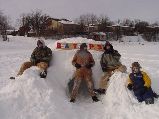 Devils Lake, Dakota del Norte: Shiverfest - Wintertime entertainment and fun!