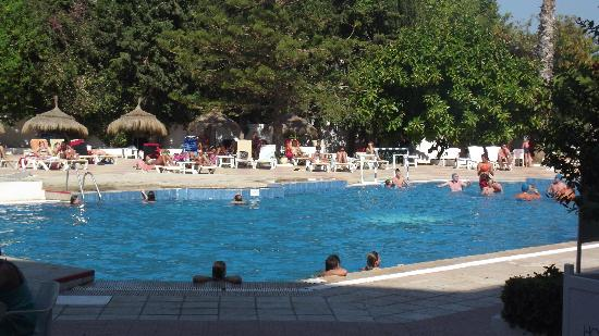 Hotel Club President: piscine animation