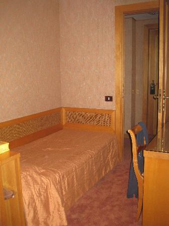 Polo Hotel: Chambre de l'enfant ou de la 3e personne