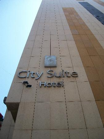 City Suite Hotel : The City Suites Hotel, Beirut, Lebanon
