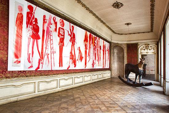 Artbanka Museum of Young Art: Exposition City Code